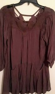 Entro flowing tunic